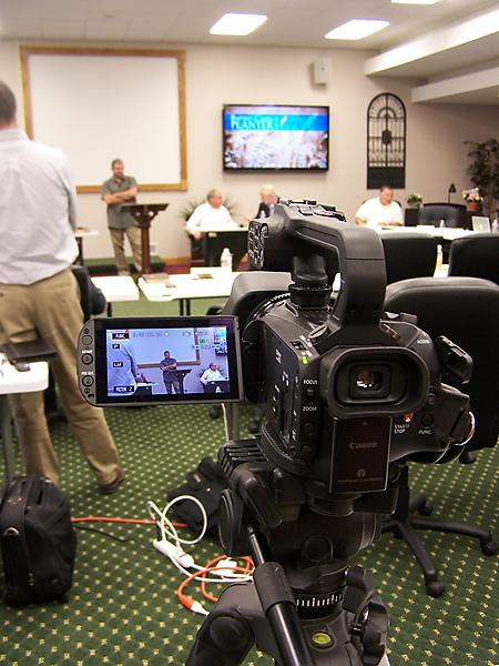 BCP Council Meetings Livestreamed