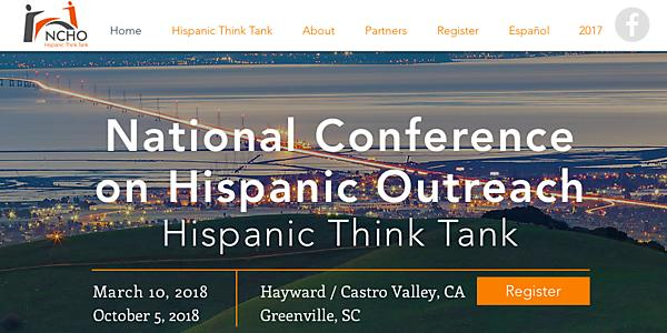 NCHO Hispanic Think Tank