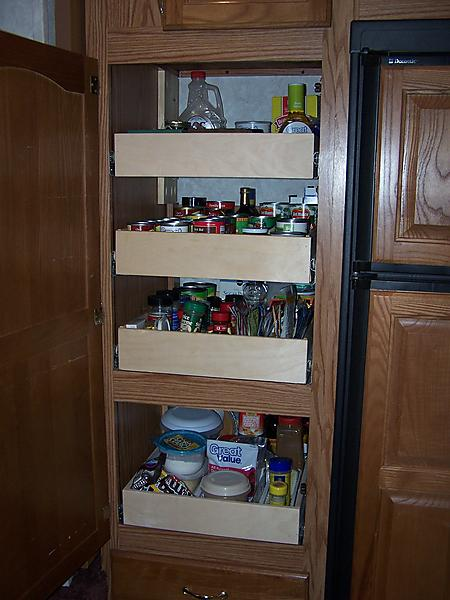 Our Traveling Pantry