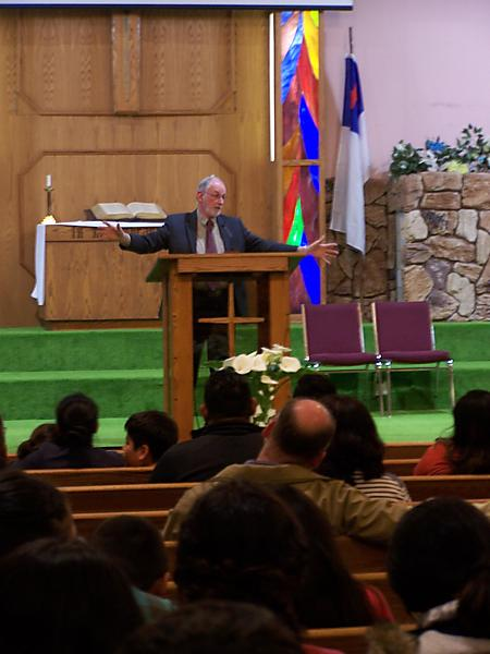 PREACHING IN SPANISH