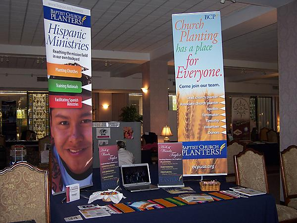 Ministry at Missions Conference