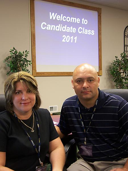 2011 BCP Candidate School
