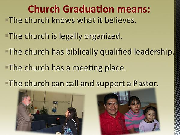 5 Steps to Church Plant 8220Graduation8221 English Version