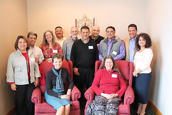 Hispanic Members attend the Leadership Summit