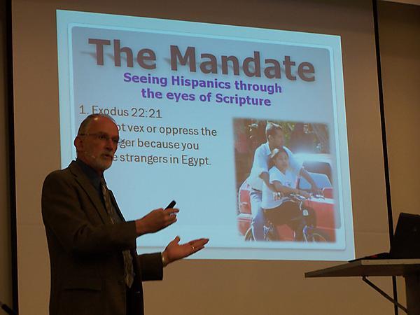 The Biblical Mandate