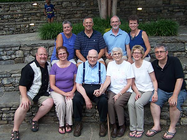 Our Taylor Family Reunion