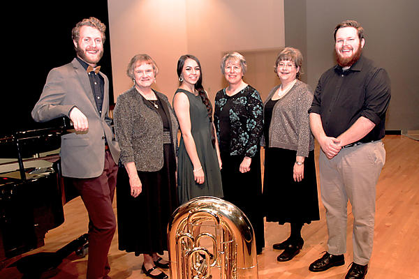 2018 Scholarship Alumni Concert