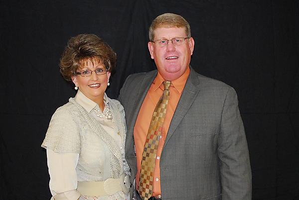 Bro J and Carolyn