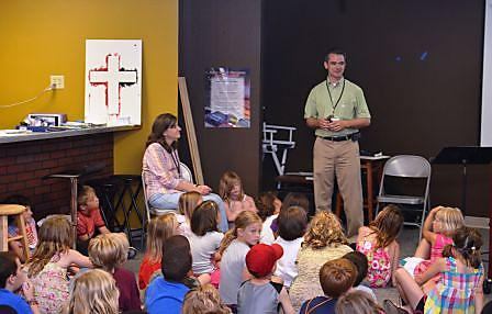 Challenging Children Concerning the Call of Christ