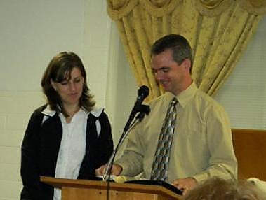 Giving Testimony
