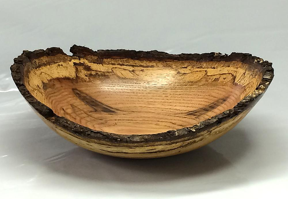 Spalted Red Oak