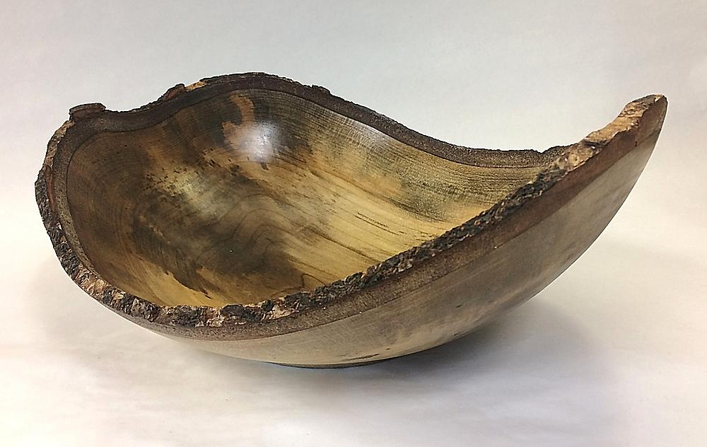Spalted Magnolia Bowl