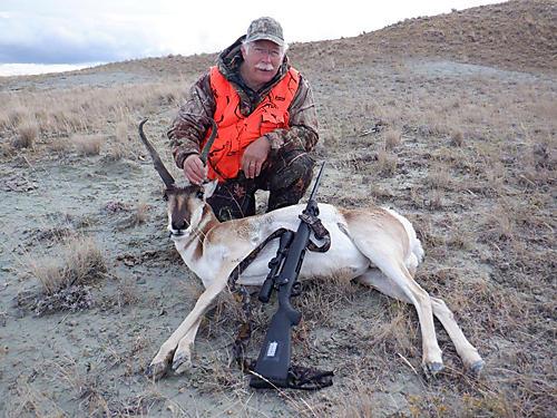 Jim Vashro Antelope