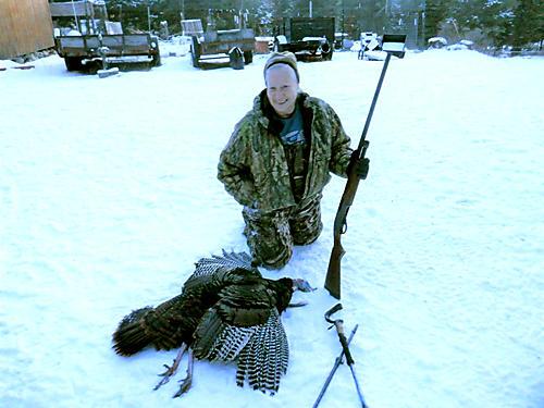 Sandi Vashro Wild Turkey