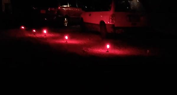 Road flares for vehicle needs