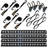 Motorcycle & ATV E Track Tie Down KIT 5ft