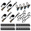 Motorcycle E Track Tie Down KIT 2ft