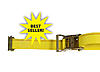 """2"""" x 12' Ratchet Strap with E-Track Fittings 