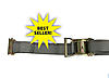 "2"" x 16' Ratchet Strap with E-Track Fittings 
