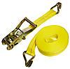 "2"" x 30' Ratchet Strap with Wire Hooks | RatchetStrapsUSA"