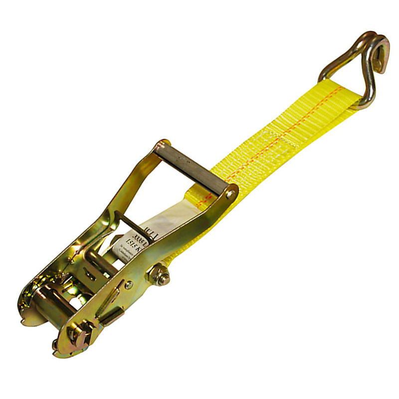 2 inch Ratchet Strap Short End with Wire Hook