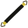 "2"" Heavy Duty Axle Strap w/ Forged D-Ring Yellow"