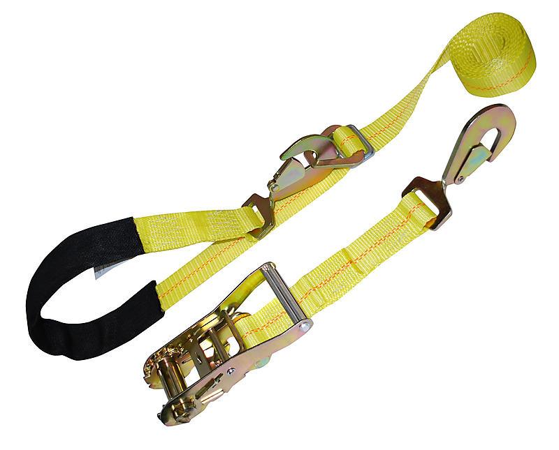 Axle Strap & Tie Down Combination Strap