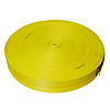 "3"" Yellow Polyester Web 18,000"