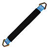 2 inch Axle Strap with Flat D Rings Blue
