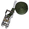 "1"" Stainless Steel Endless Loop Ratchet Strap Olive Drab"