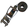 "2"" Camo Heavy Duty Endless Loop Ratchet Strap"