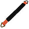 2 inch Axle Strap with Flat D Rings Orange
