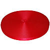 "1"" Red Polyester Web 3000"