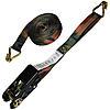"""1"""" x 8' CAMO Ratchet Strap w/ Wire Hooks"""