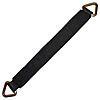 "2"" Heavy Duty Axle Strap w/ Forged D-Ring Black"
