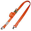 "2"" Ratchet Strap w/ Wire Hooks 2,000"