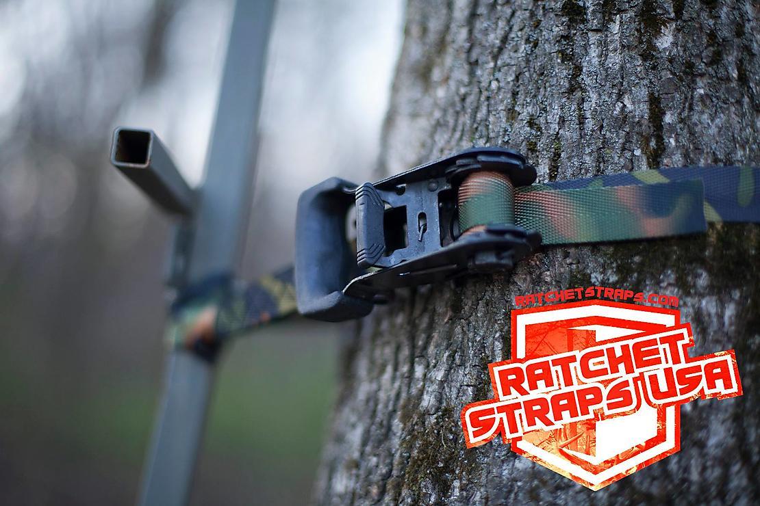 Ratchet Straps Treestand Straps