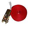 "1"" Red Endless Loop Ratchet Strap 3,000#"