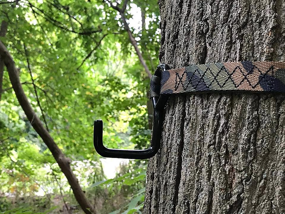 Ratchet Straps for Tree Stands