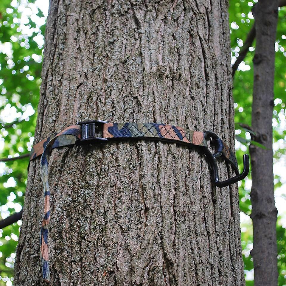 Tree Stand Tie Downs