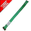 Green 2 inch Replacement Short End for E Track Straps | RatchetStrapsUSA