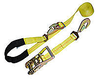 Axle Strap & Tie Down Combination Strap