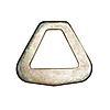 "2"" Flat D-Ring"