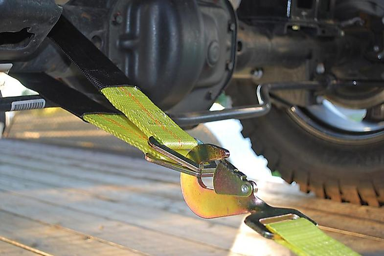Axle Tie Downs