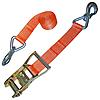 "2"" Ratchet Strap with Slip Hook Assembly"