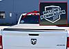 "Ratchet Straps USA Logo 6"" Decal"