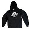 Ratchet Straps USA Logo Black Hoodies - Adult
