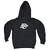 Ratchet Straps USA Logo Black Hoodies - Youth