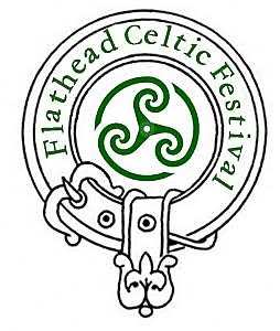 Flathead Celtic Festival Badge