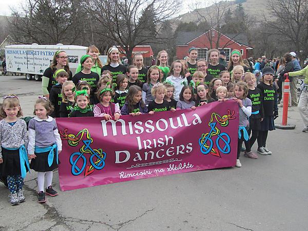 Missoula Irish Dancers